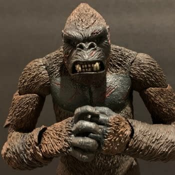 Another New Kong Figure Is Here From NECA, And It Is Still Great