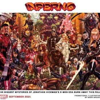 Jonathan Hickman and Valerio Schiti's Inferno From Marvel Comics