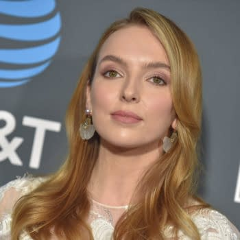 LOS ANGELES - JAN 13: Jodie Comer {Object} arrives for '24th Annual Critics' Choice Awards on January 13, 2019 0 in Santa Monica, CA (DFree / Shutterstock.com)