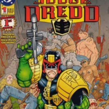 Rebellion Collects DC Comics' Judge Dredd For 2000AD 45th Anniversary