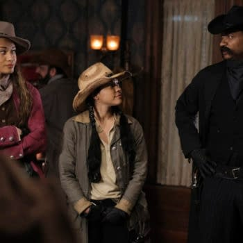 Legends of Tomorrow Season 6 E08 Preview: Back in the Saddle Again