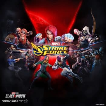 Marvel Strike Force Is Throwing A Black Widow Event
