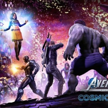 Marvel's Avengers Next Event Takes On The Cosmic Cube