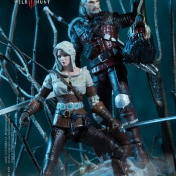 McFarlane Toys Debuts New The Witcher 3: Wild Hunt Figures