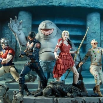 Suicide Squad Coming to McFarlane Toys With New Wave of Figures