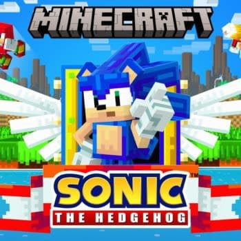Minecraft Receives The Sonic The Hedgehog DLC Today