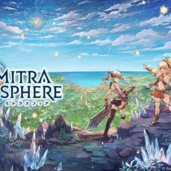 Crunchyroll Games Announces The Launch Of Mitrasphere
