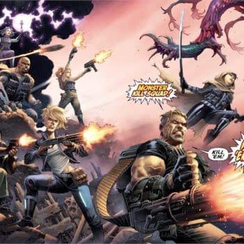Monster Kill Squad by Christos Gage, Tomas Giorello, Bad Idea Final 5