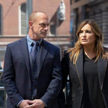 Law & Order: Christopher Meloni Wishes Mariska Hargitay Happy 500th
