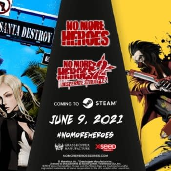 First Two No More Heroes Games Coming To PC Next Week