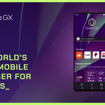 World's First Mobile Gaming Browser Opera GX Launches At E3 2021