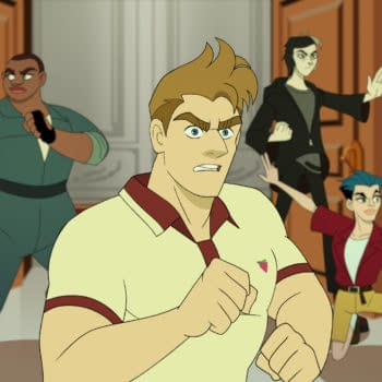 Q-Force: Netflix Releases Official Teaser for Animated LGBTQ+ Heroes