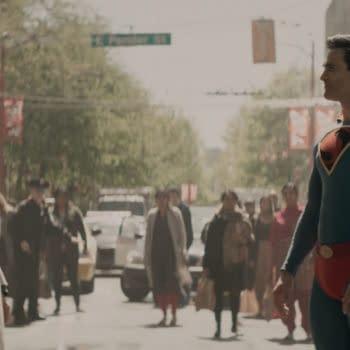 Superman & Lois: Elizabeth Tulloch Confirms Final Season 1 Filming Day