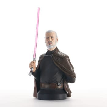 Gentle Giant Debuts New Star Wars Statues with Dooku, Luke, and More