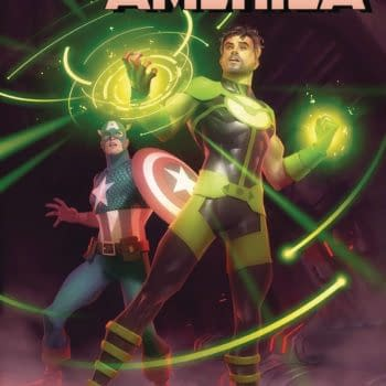 Cover image for CAPTAIN AMERICA ANNUAL #1 (RES)
