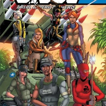 Cover image for GI JOE A REAL AMERICAN HERO #283 CVR A ANDREW GRIFFITH
