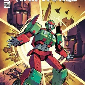 Cover image for TRANSFORMERS #31 CVR A DIEGO ZUNIGA
