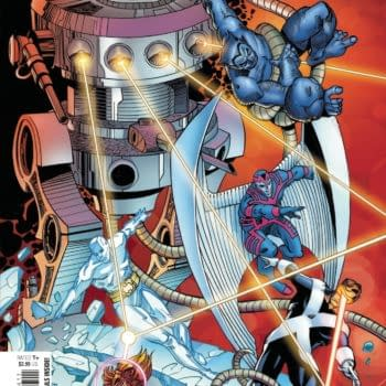 Cover image for X-MEN LEGENDS #4