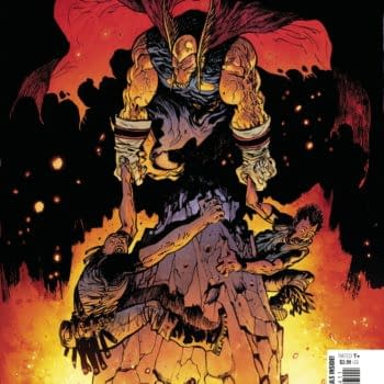 Cover image for BETA RAY BILL #4 (OF 5)