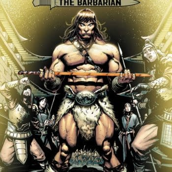 Cover image for CONAN THE BARBARIAN #22