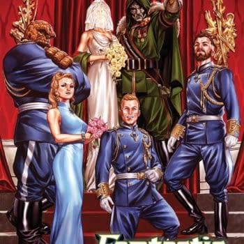 Cover image for FANTASTIC FOUR #33