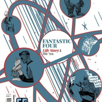 Cover image for FANTASTIC FOUR LIFE STORY #2 (OF 6)