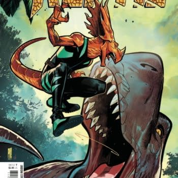 Cover image for REPTIL #2 (OF 4)