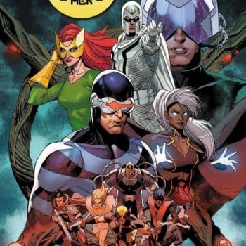 Cover image for X-MEN #21 GALA