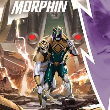 Someones Gonna Touch That Crystal in Mighty Morphin #8 [Preview]