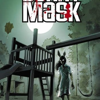 Bunny Mask #2 Tops Advance Reorders