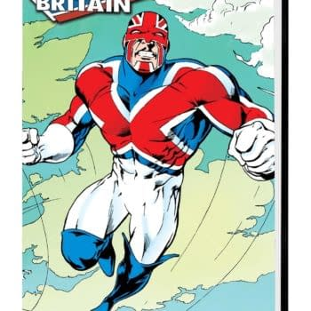 Captain Britain and Captain America Top Advance Reorders