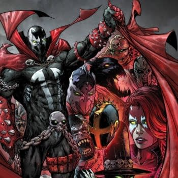 Spawn Universe Dominates Advance Reorders Chart