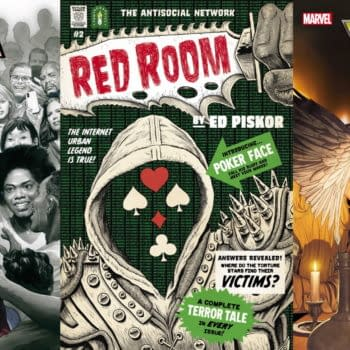 LATE: Captain America, Mighty Valkyries and Red Room
