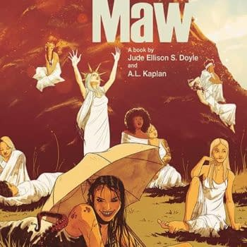 Cover image for MAW #1 (OF 5) CVR B HUTCHISON-CATES (MR)