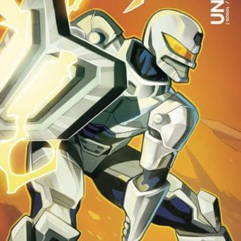 Cover image for UNBORN #1 CVR B RAGAZZONI (MR)