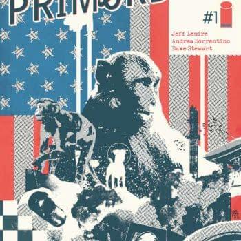 Cover image for PRIMORDIAL #1 (OF 6) CVR A SORRENTINO (MR)