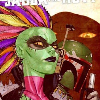Nee Star Wars Bounty Hunter Deva Lompop Debuts In Jabba The Hutt Comic