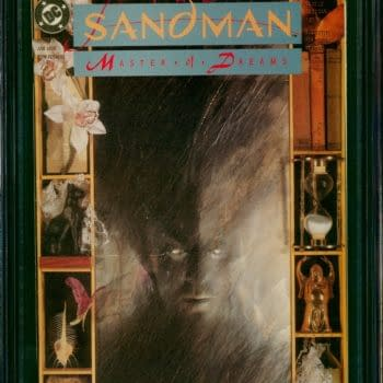 Better Grab Graded Copies Of Sandman #1 While You Still Can