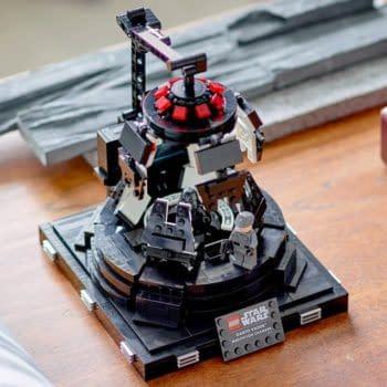 Build Darth Vader's Meditation Chamber With LEGO's New Star Wars Set