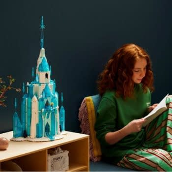 Elsa's Ice Castle From Frozen Comes To Life With New LEGO Set