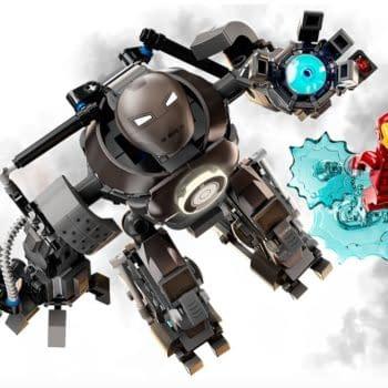 Iron Man Iron Monger Comes To LEGO With New Infinity Saga Set