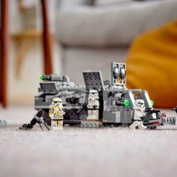 The Mandalorian Green Karga Goes On His Own LEGO Adventure