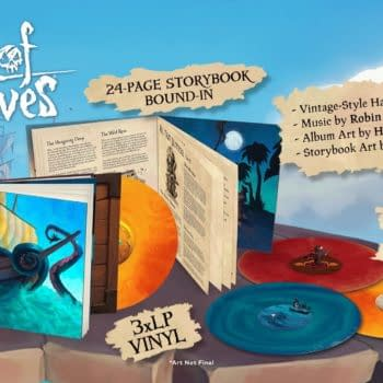 Sea Of Thieves Is Getting A Triple Vinyl Soundtrack