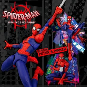 Spider-Man Prepares For The Spider-Verse With New Sentinel Release