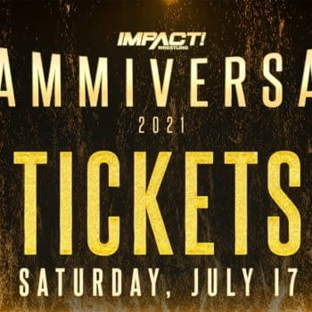 Impact Wrestling will welcome fans back in the building for Slammiversary this year.
