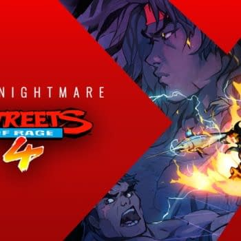 Streets of Rage 4 Shows Off Mr. X Nightmare DLC Gameplay