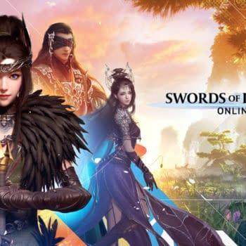Swords Of Legends Online Has Been Given A Release Date