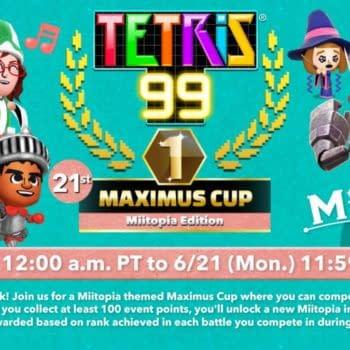 Miitopia Will Be The Next Theme For The Tetris 99 Maximus Cup