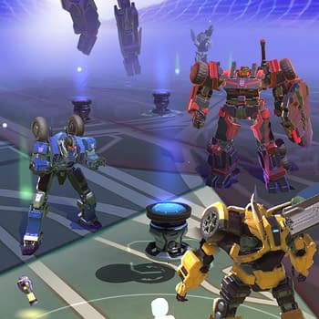 Niantic Announces New AR Mobile Game Transformers: Heavy Metal