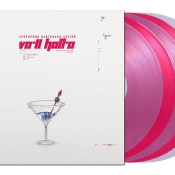 Black Screen Records To Release VA-11 HALL-A  Vinyl Soundtrack Boxset